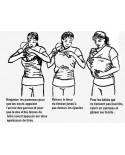 T-Shirt Peau-à-Peau